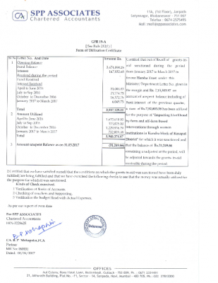 MKSP Kundra UC 01.01.2017 to 31.03.2017